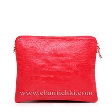 Малка дамска чанта с дълга дръжка- естествена кожа