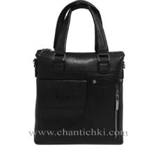 Мъжка бизнес чанта  J E E P  - черно