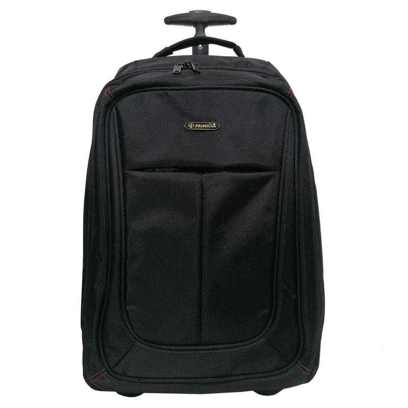Пътна чанта с колела и дръжка