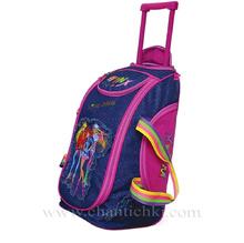 Пътна чанта с колела за малка принцеса WINX