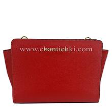Луксозна дамска чанта с дълга дръжка - мини