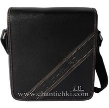 Мъжка чанта Denbilao в черно