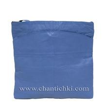 Дамска чанта през рамо от естествена кожа