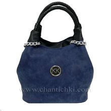 Дамска чанта с дълга дръжка