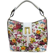 Разноцветна дамска чанта