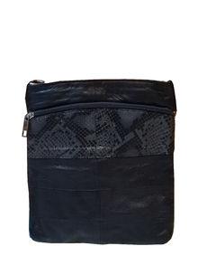 Чанта през рамо - естествена кожа